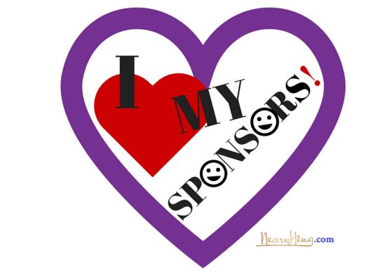 I love My Sponsors